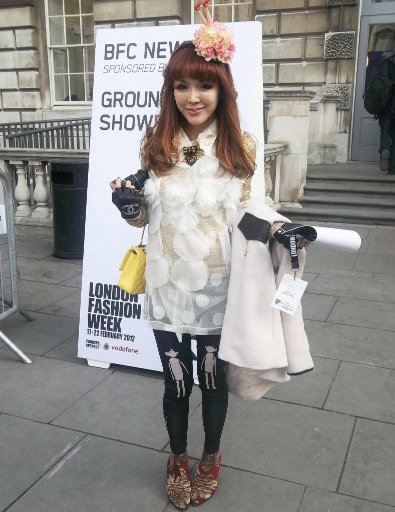 London Fashion Week Day 3 Street Style