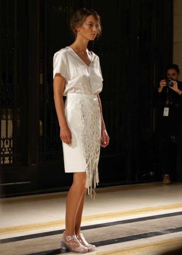 Manuela Dack SS13 Collection at London Fashion Week