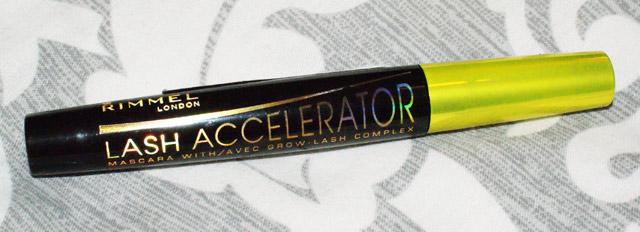 Rimmel Lash Accelerator Mascara Review