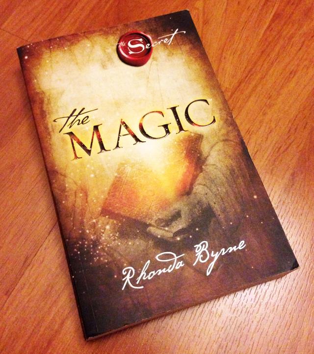 The Magic Book Rhonda Byine The Secret