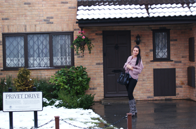 Privet Drive at Harry Potter Warner Brothers Studio Tour