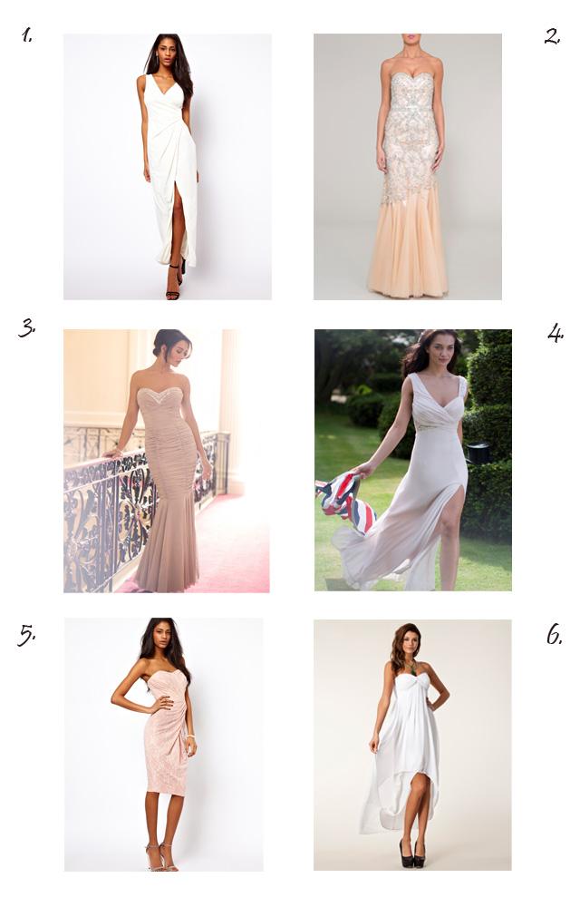 Michelle Keegan Soap Awards 2013 Style Dresses
