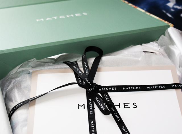 Matches Fashion gift box