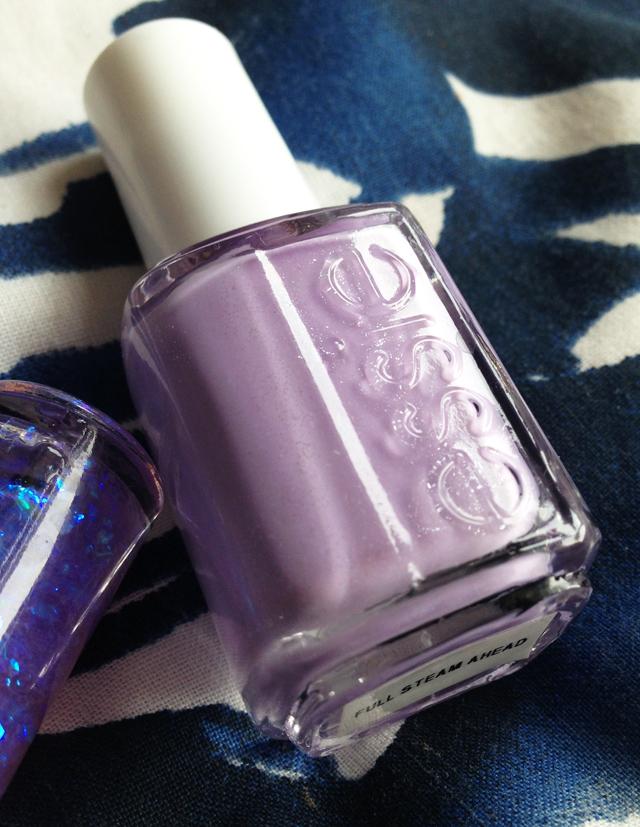 2013 lilac nail polish