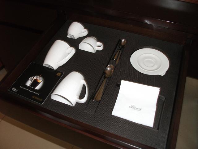 Fairmont Hotel in Dubai
