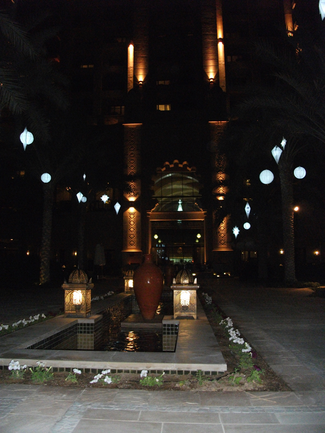 Fairmont Hotel Dubai Palm