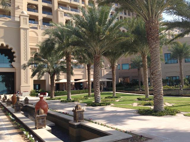 Fairmont Hotel Dubai The Palm