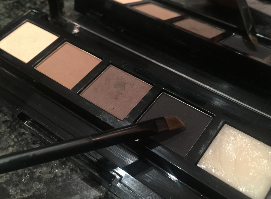 HD Brow Eyebrow Make-up Palette in Foxy