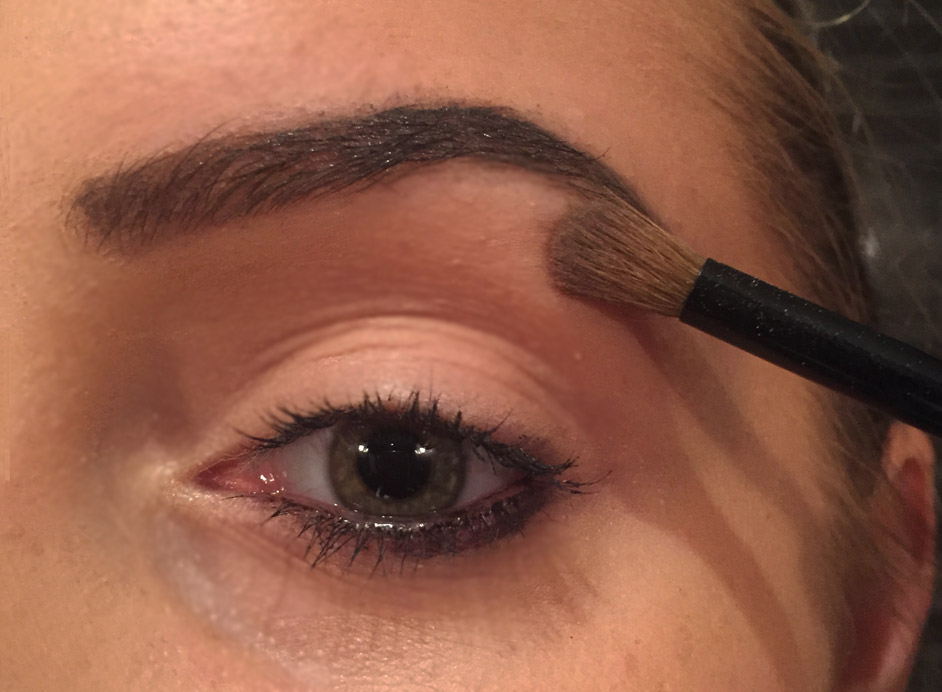 HD brows eyebrows make-up palette for perfect eyebrows foxy